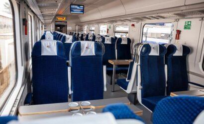 PKP Intercity podpisało umowę na modernizację 125 wagonów