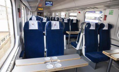 Flota PKP Intercity bogatsza o 83 unowocześnione wagony