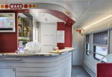 Wars przez trzy kolejne miesiące będzie świadczył usługi w pociągach PKP Intercity