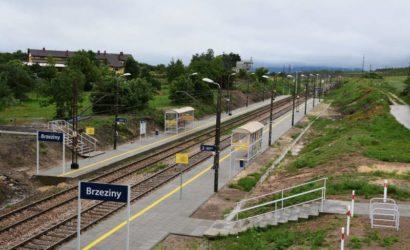 Wracają pociągi Kielce – Busko Zdrój z dodatkowym postojem w Brzezinach