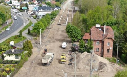 W Olsztynie trwa budowa trzech nowych przystanków