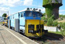 PLK przekazuje wysłużony sprzęt kolejowy