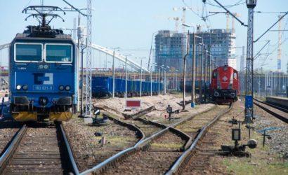 Trwa przebudowa kolejowego dojazdu do portów w Gdańsku i Gdyni [galeria]