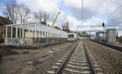 Trwa modernizacja linii między Poznaniem a Szczecinem [galeria]