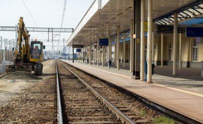 Lublin: rusza przebudowa peronu przy dworcu
