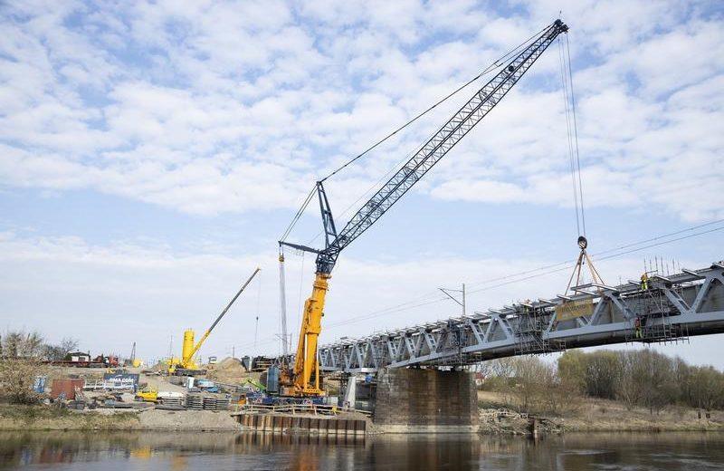 PLK przebudują 100 mostów między Poznaniem a Szczecinem