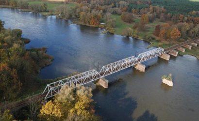 PLK przebudują dwa mosty nad Odrą w Lubuskiem