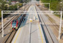 Widać już efekty modernizacji linii Łódź Kaliska –Zduńska Wola