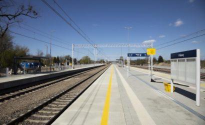 Pasażerowie z Puław z lepszym dostępem do kolei