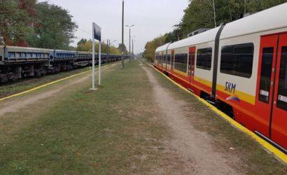 Pojedziemy pociągiem z Warszawy nad Zalew Zegrzyński