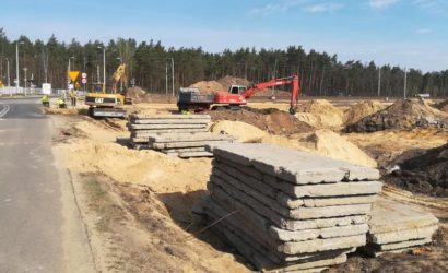 Powstanie dodatkowych 11 skrzyżowań bezkolizyjnych na Rail Baltica