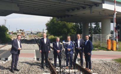 Wiadukt częścią modernizacji linii Mielec – Padew Narodowa nr 25