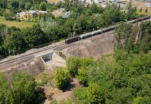 Przewoźnicy korzystają z przebudowanej linii od Bytomia do Zabrza Biskupic