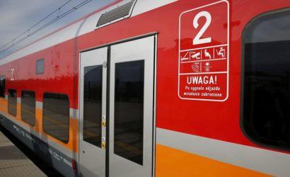 Ograniczenia w kursowaniu pociągów PolRegio