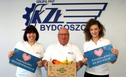 KZŁ Bydgoszcz włącza się do walki z koronawirusem