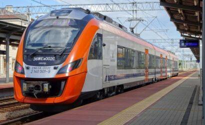 Z Krakowa do Katowic pociągiem Polregio w 70 minut i za 13 złotych!