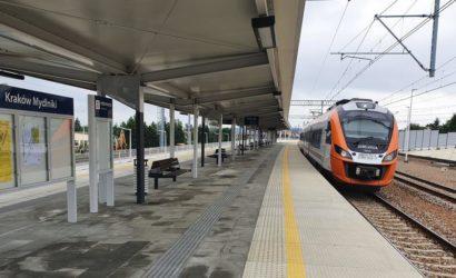 Zmiany w rozkładzie jazdy pociągów Polregio w woj. małopolskim