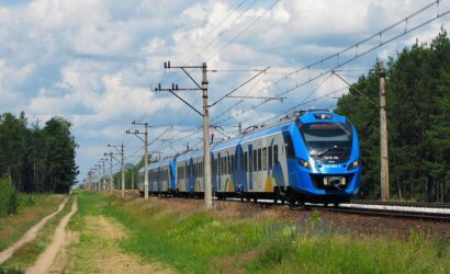 Dodatkowe pociągi Polregio na Pol'and'Rock Festival