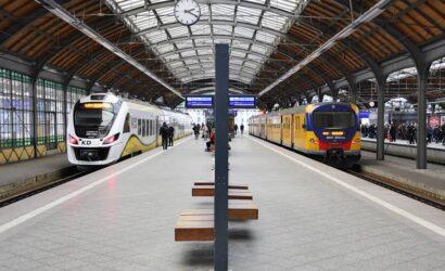 Jak zmieniało się znaczenie transportu kolejowego w województwach w latach 2010-2020