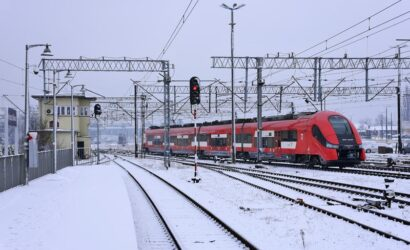 Od piątku pojedziemy pociągiem Polregio na trasie Włocławek – Kutno