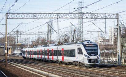 Pomorskie chce kupić 44 nowe pociągi elektryczne