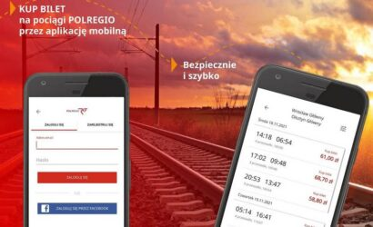 Polregio uruchomiło aplikację do sprzedaży biletów