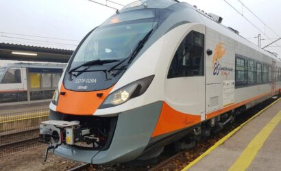 Świętokrzyskie i Polregio z umową na przewozy kolejowe przez 10 lat