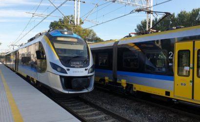 Pociągiem między Kędzierzynem-Koźlem a Opolem o połowę krócej