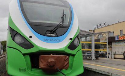 Wróciły pociągi na trasę Mielec – Dębica