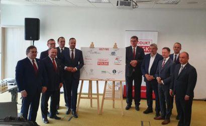Wspólna promocja znaku Produkt Polski przez spółki kolejowe