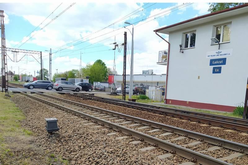 W Łańcucie powstanie nowy wiadukt kolejowy