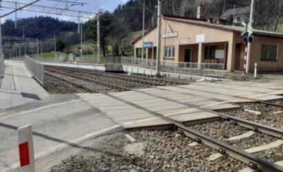 PLK ogłosiła przetarg na prace między Stróżami a Grybowem