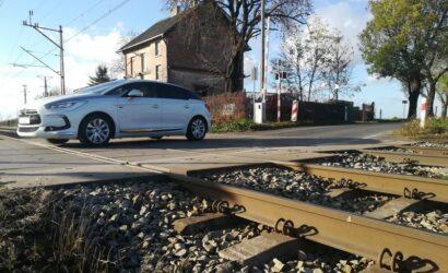 Nowy wiadukt nad torami zwiększy bezpieczeństwo w Plewiskach