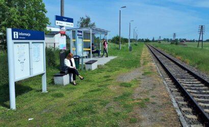 Rozpoczynają się prace przy odnowie linii z Torunia do Chełmży