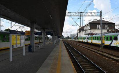 KM ogłosiły przetarg na czyszczenie terenu na stacji Radom