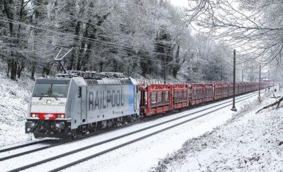Bombardier zmodernizuje system ETCS w 73 lokomotywach Traxx dla Railpool