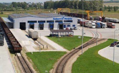 Terminal PKP Cargo w Medyce przed szansą zwiększenia przeładunków intermodalnych