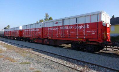 ÖBB Rail Cargo Group dostrzega duży potencjał w transporcie odpadów