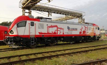 Nowe lokomotywy w PMT