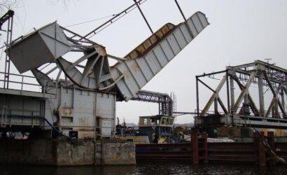 Przebudowa mostu na Regalicy z decyzję lokalizacyjną