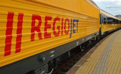 RegioJet chce uruchomić 9 par pociągów z Warszawy do Wrocławia i jedną do Wiednia