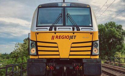 RegioJet może uruchomić połączenie z Warszawy do Amsterdamu i Brukseli
