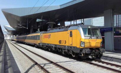 Będzie noce połączenie RegioJet z Wiednia i Pragi do Warszawy?