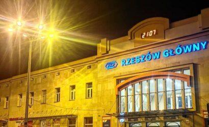 PKP S.A. podpisały umowę na modernizację dworca Rzeszów Główny
