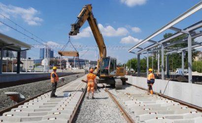 Na stacji Rzeszów Gł. do dwóch nowych peronów niedługo dołączy peron 3