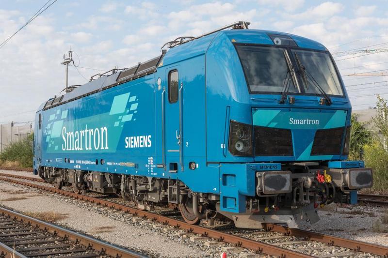 Siemens dostarczy 10 Smartronów do Bułgarii