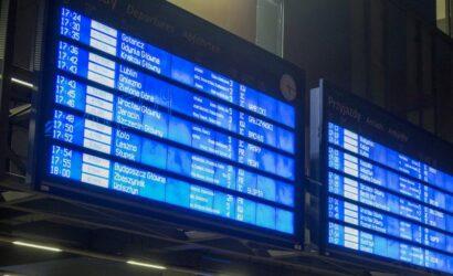 Od niedzieli obowiązuje nowy rozkład jazdy pociągów