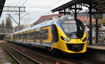 SKM Trójmiasto i Pomorskie z 5-letnią umową na przewozy kolejowe