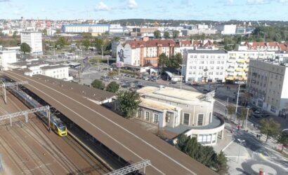 SKM Trójmiasto wybrała wykonawcę modernizacji budynku Dworca Podmiejskiego w Gdyni