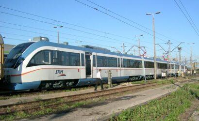 15 lat przewozów Szybkiej Kolei Miejskiej